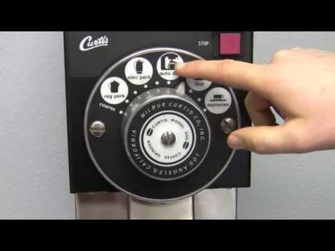 Crew Review: Curtis GSG 3BLK Commercial Coffee Grinder