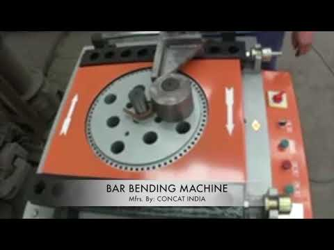 Bar Bending Machine - 40 MM