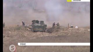 Новостворена бригада ЗСУ завершує вишкіл на Рівненщині