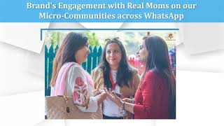 How Brands are leveraging Mompreneur Circle community for a strong word of mouth for themselves