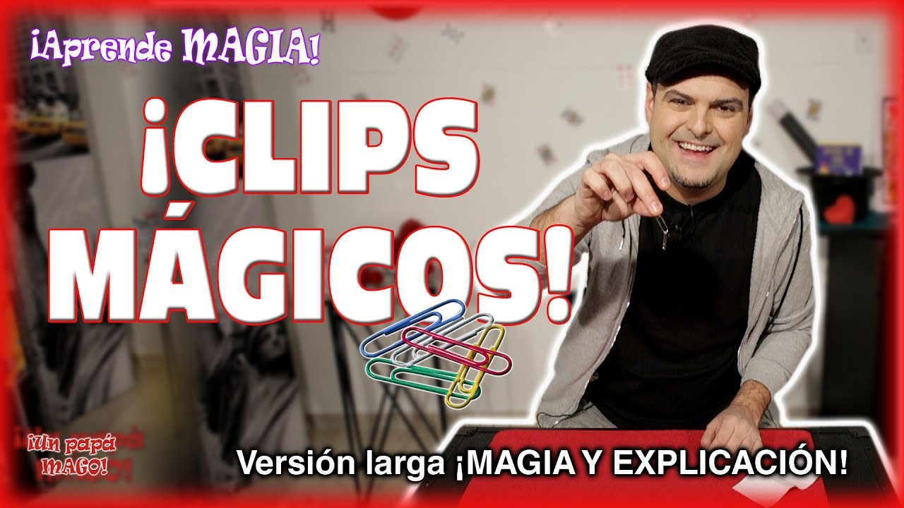 TRUCO DE MAGIA | CLIPS ENAMORADOS | APRENDE MAGIA | Is Family Friendly