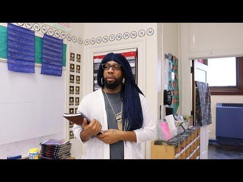 Starrkeisha The Substitute Teacher! 😂💀🔥 | Random Structure TV (видео)