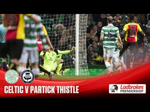 Azeez on target as Thistle take point from Celts