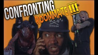 Confronting Roommate ( Funny Video 2019 ) featuring Marlon Webb #2019