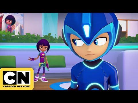 Mega Man's Hero Spree | Mega Man: Fully Charged | Cartoon Network
