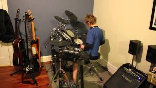 Drum Cover - Why does love do this to me