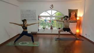 Clases de Yoga Online para alumnos
