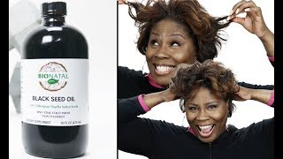 BioNatal black seed oil for hair