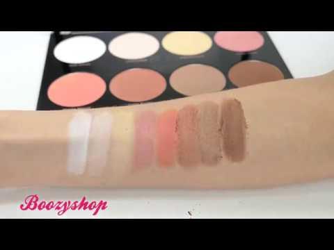 Makeup Revolution Makeup Revolution Pro HD Mega Matte Palette