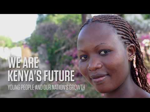 We Are Kenya's Future: Young People and Our Nation's Growth Video thumbnail