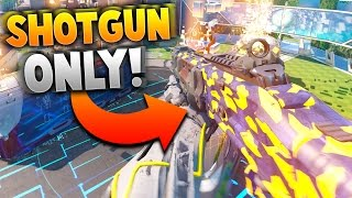 120 KILLS KRM SHOTGUN ONLY! (Black Ops 3)