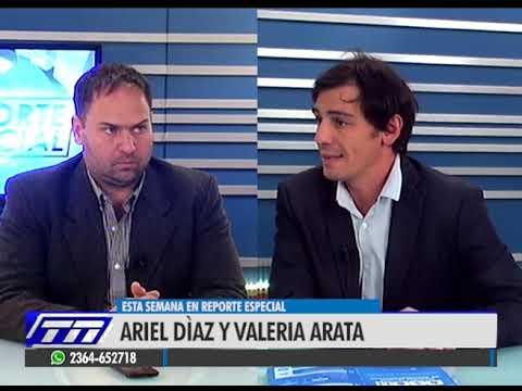 """Ariel Díaz: """"Apoyamos y creemos en este proyecto"""""""