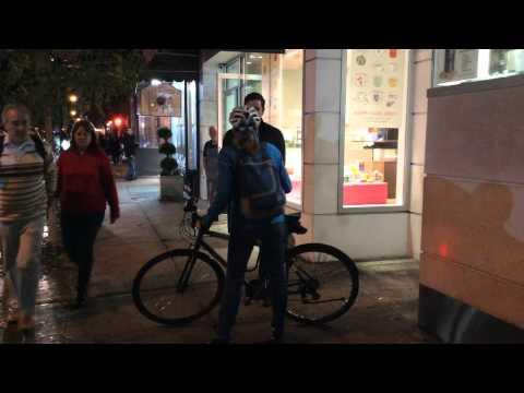 Assholes of New York Presents: NYC DogWalker Vs Biker