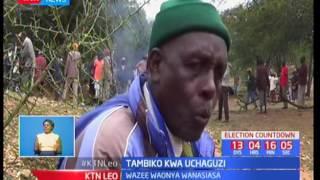 Tambiko kwa uchaguzi yafanywa kudumisha amani katika maeneo ya West Pokot