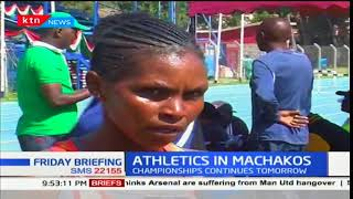 Emily Chebet wins 10,000M in Athletics Kenya championships in Machakos County