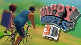 HAPPY WHEELS 3D RAGE! + Ainsley Dies