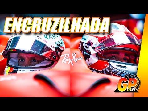 Vettel ou Leclerc? Ferrari precisa escolher se quiser título em 2020 | GP às 10