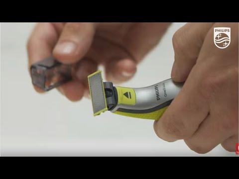 Philips OneBlade - zum Trimmen, Stylen und Rasieren