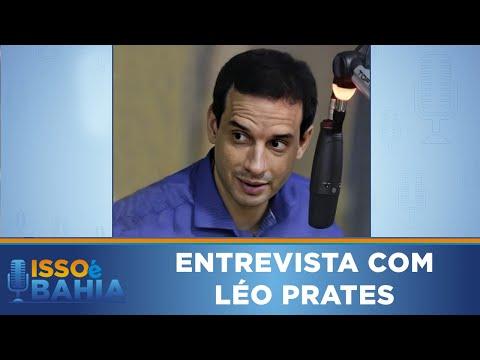 Leo Prates alerta sobre possibilidade de colapso no sistema de saúde: 'Pior momento na pandemia'