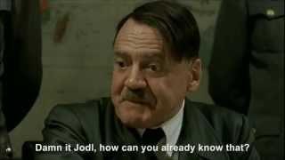 A day in Hitler's bunker: Part I