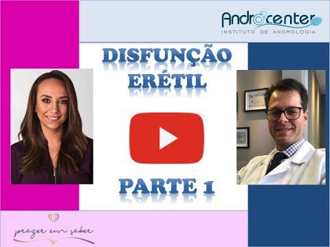 Disfunção Erétil - Parte 1. Diagnóstico e fisiopatologia