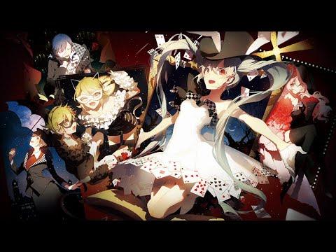 "Hatsune Miku: Project DIVA X - [PV] ""Quirky Medley - Giga-Remix"" (English Subs)"