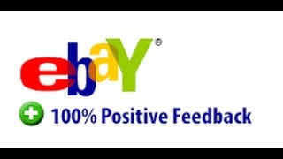 How to Revise a Negative Feedback on eBay - Quick and to the Point - Updated on 10/19/2016