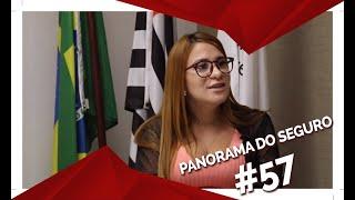 PANORAMA DO SEGURO RECEBE EDITORA-CHEFE DA REVISTA JRS