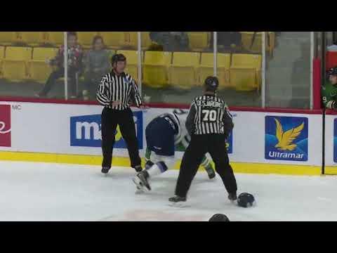 Emil Lessard-Aydin vs. Alex-Olivier Voyer
