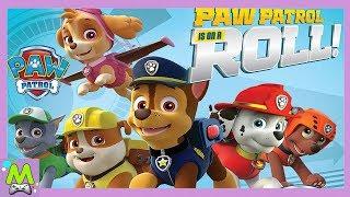 Щенячий Патруль Новые Приключения/Paw Patrol:On a Roll!Спасение в Бухте Приключений.Новая Игра на ПК