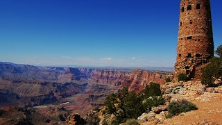 Desert View Drive, Grand Canyon National Park