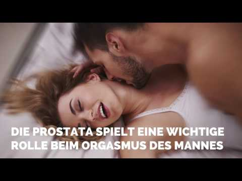 Prostata-Massage Orgasmus Video-Lektion