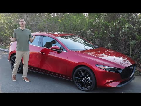 2020 Mazda3 Hatchback Test Drive and Review