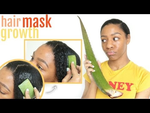 Avon naturals hair mask na may bitamina kumplikadong