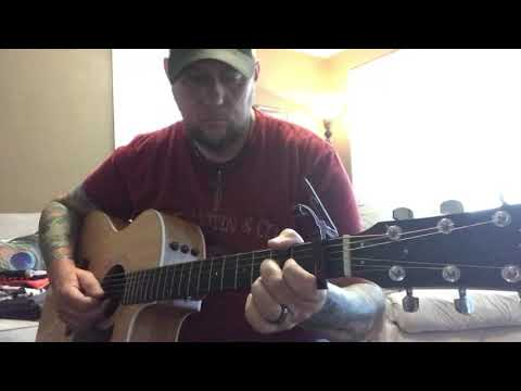 For My Daughter - Kane Brown (acoustic cover) (please check out lesson)