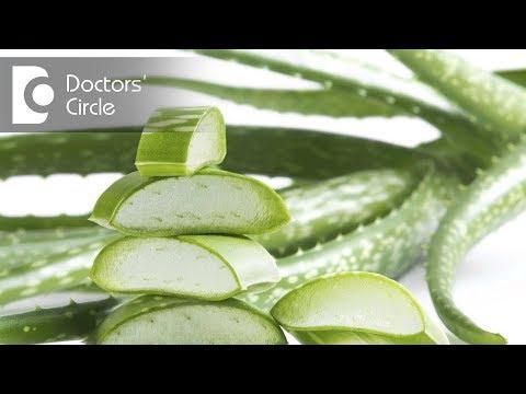 Video 5 amazing benefits of aloe vera - Dr. Prashanth S Acharya