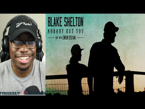 Blake Shelton - Nobody But You (Duet with Gwen Stefani) REACTION!