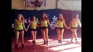 preview picture of video 'Tállya szikra tánccsoport(nagyok)'