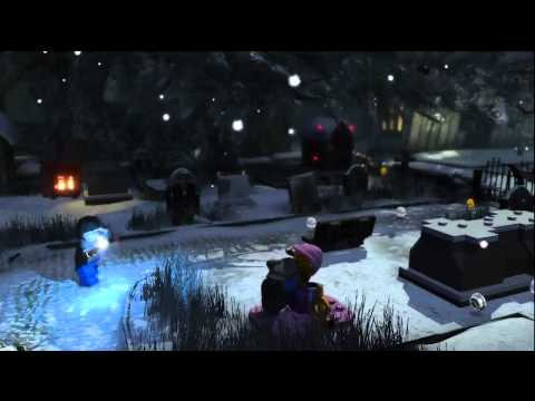 LEGO Harry Potter Years 5-7 Gameplay Footage Takes us to Godric's Hollow