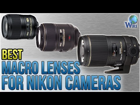 8 Best Macro Lenses For Nikon Cameras 2018