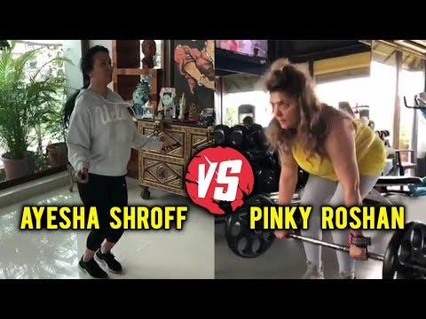 Download Hrithik Roshan Workout With His Mother In Gym Video