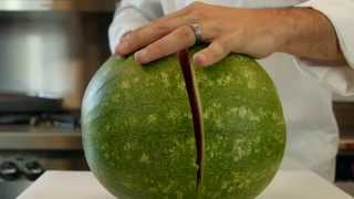 How to Cut a Watermelon | eTundra