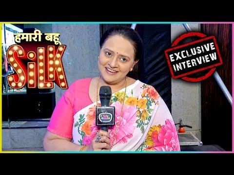 Vandana Valthani aka Urmila Of Saath Nibhana Saathiya Talks About Her Character In Humari Bahu Silk
