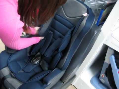 Установка автомобильного кресла. Видеоинструкция