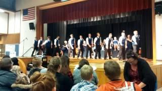 Sultan high school show choir 2016