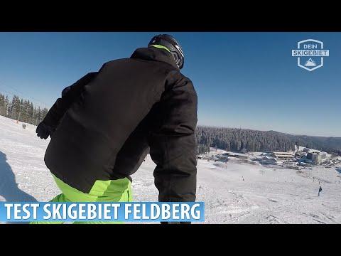 Test Skigebiet Feldberg/Schwarzwald