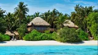 preview picture of video 'Soneva Fushi - Jungle Reserve from Sea'
