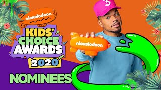 Kids' Choice Awards 2020   Nominees