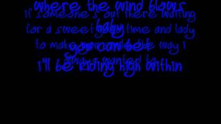 Zac Brown Band- The Wind- Lyrics On Screen