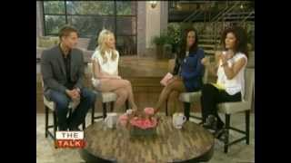 The Talk | Mammie Gummer & Justin Hartley